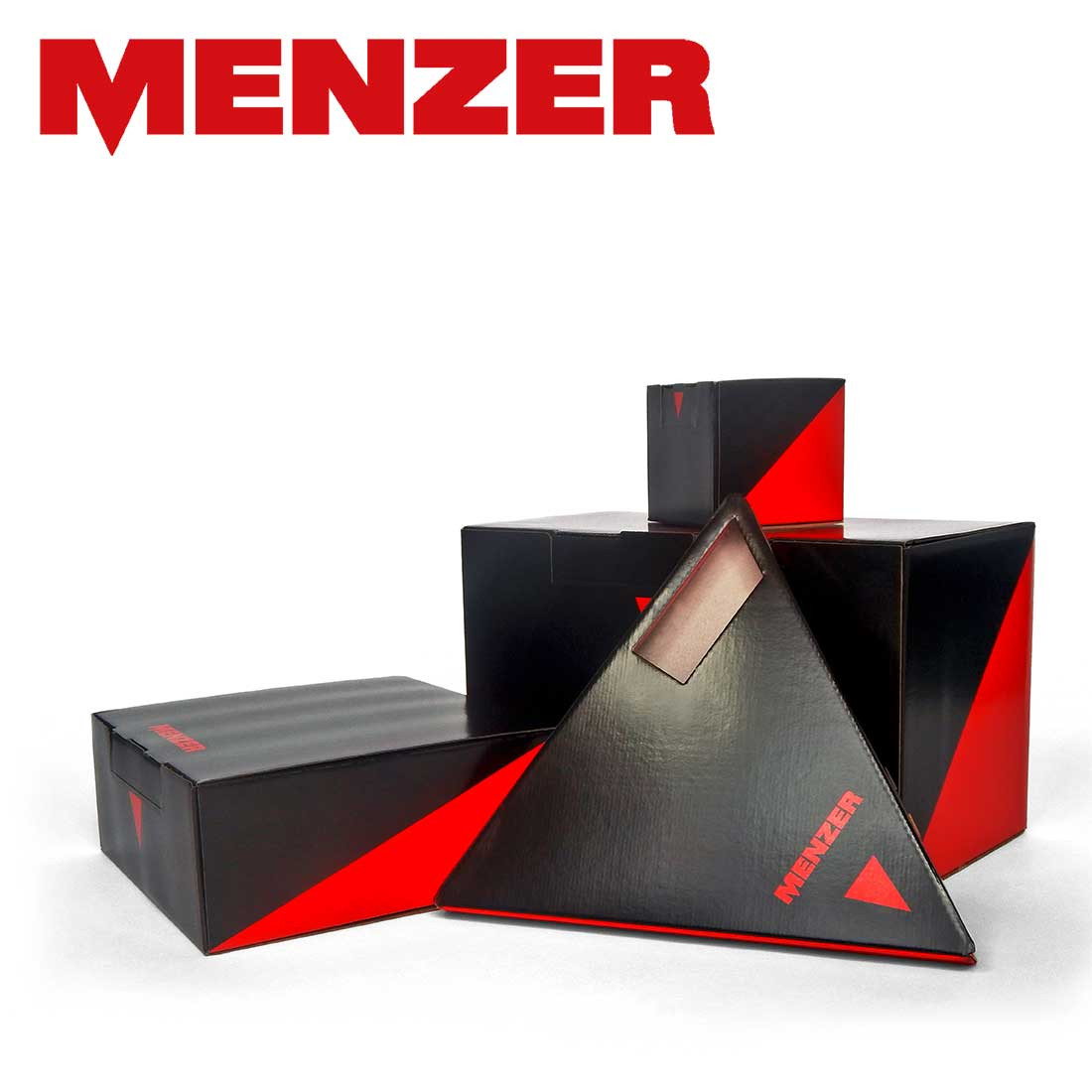Emballage MENZER original